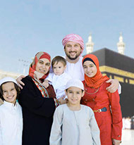 Group Family Umrah Package